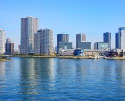 江東区の風景