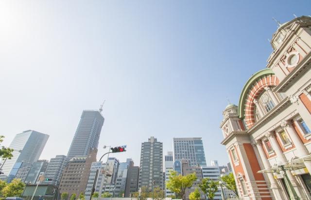 大阪市北区のイメージ写真