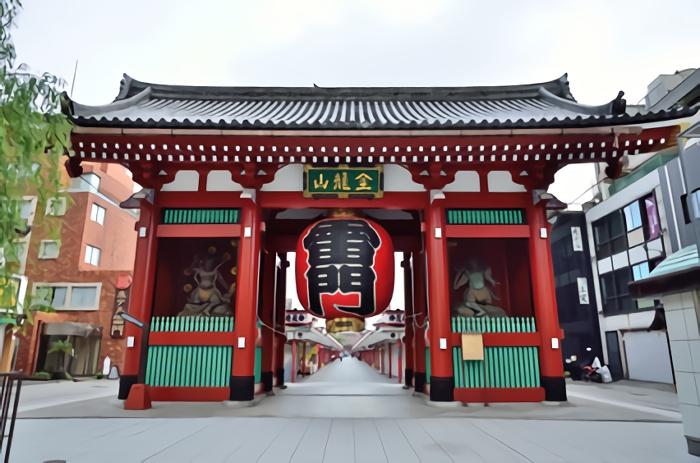 台東区のイメージ写真