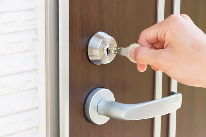 マンションの鍵を紛失した場合、売却時は原則売主負担になる理由